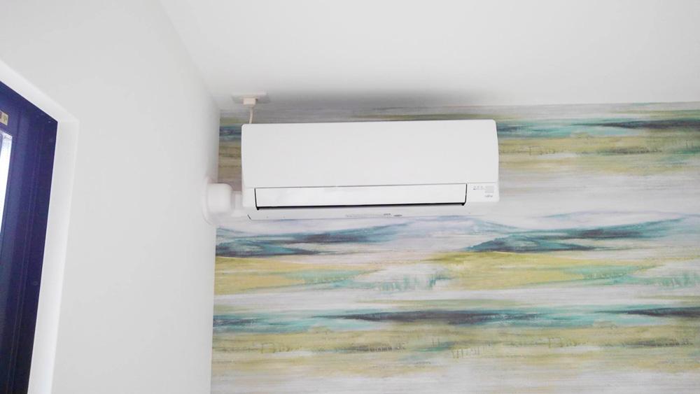 エアコンの新設・販売画像